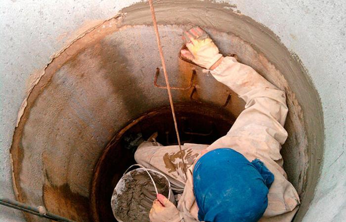 Очистка и дезинфекци долодца под ключ в Подмосковье